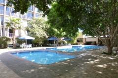 bazén u hotel